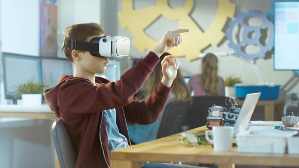 Réalité virtuelle éducation